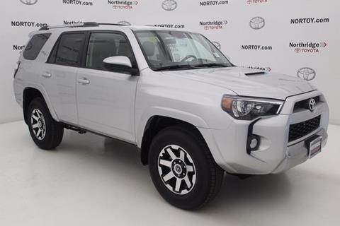2018 Toyota 4Runner for sale in Northridge, CA