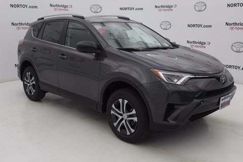 2018 Toyota RAV4 for sale in Northridge, CA