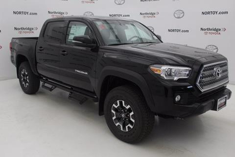 2017 Toyota Tacoma for sale in Northridge, CA