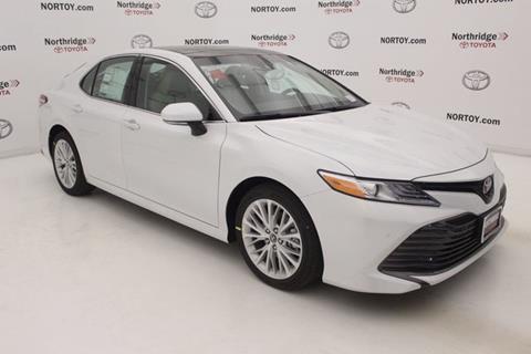 2018 Toyota Camry for sale in Northridge, CA
