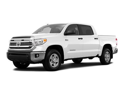 Toyota Tundra 2015 Lifted Black