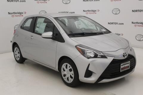 2018 Toyota Yaris For Sale - Carsforsale.com®