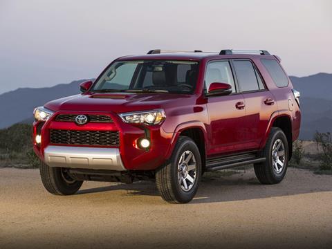 Toyota Four Runner For Sale >> Used Toyota 4runner For Sale In California Carsforsale Com