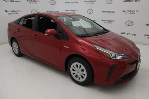 2019 Toyota Prius for sale in Northridge, CA