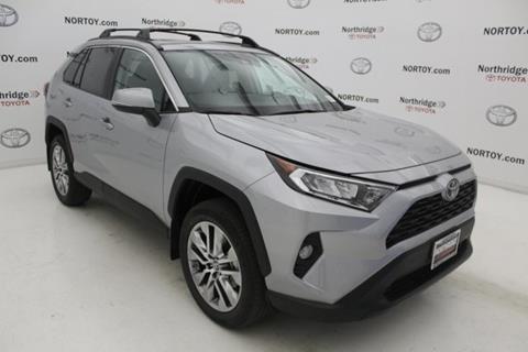 2019 Toyota RAV4 for sale in Northridge, CA