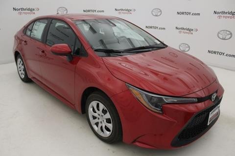 2020 Toyota Corolla for sale in Northridge, CA
