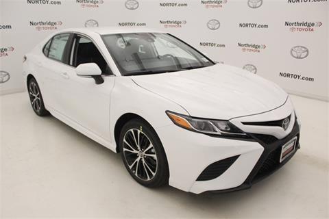 2020 Toyota Camry for sale in Northridge, CA