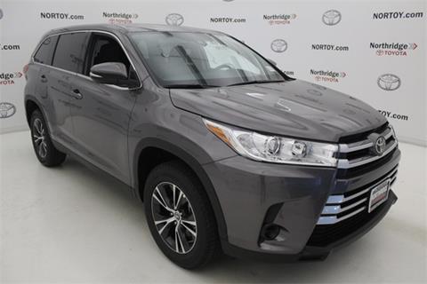 2019 Toyota Highlander for sale in Northridge, CA