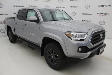 2020 Toyota Tacoma for sale in Northridge, CA