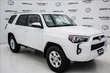 2016 Toyota 4Runner for sale in Northridge, CA
