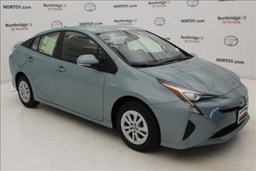 2017 Toyota Prius for sale in Northridge, CA