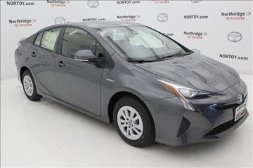 2017 Toyota Prius for sale in Northridge, CA