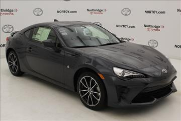 2017 Toyota 86 for sale in Northridge, CA