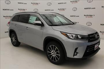 2017 Toyota Highlander for sale in Northridge, CA