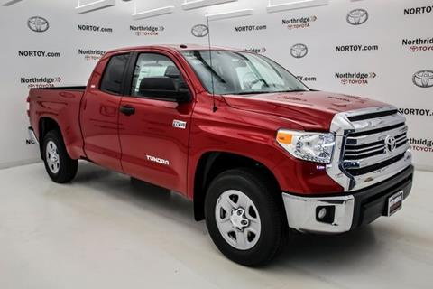 2017 Toyota Tundra for sale in Northridge, CA