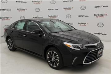 2017 Toyota Avalon for sale in Northridge, CA
