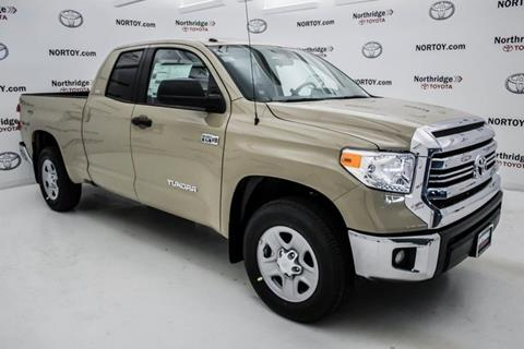 2017 Toyota Tundra for sale in Northridge, CA