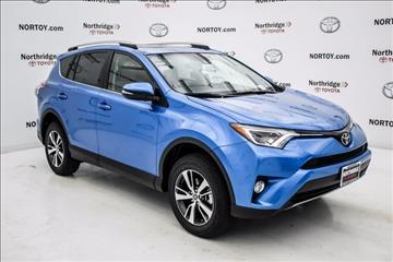 2017 Toyota RAV4 for sale in Northridge, CA