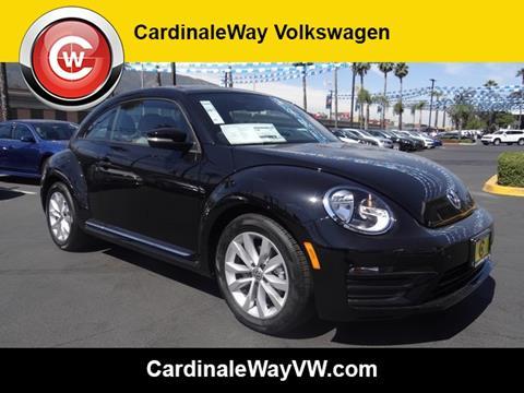 2017 Volkswagen Beetle for sale in Corona, CA