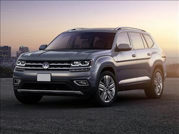 2018 Volkswagen Atlas for sale in Corona, CA
