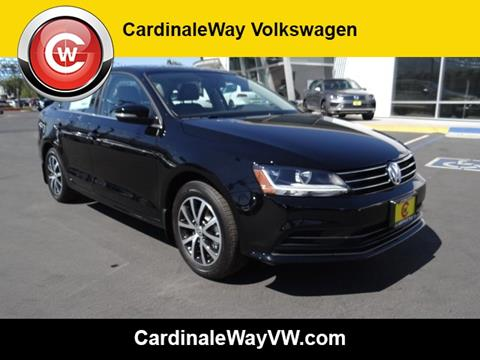 2017 Volkswagen Jetta for sale in Corona, CA