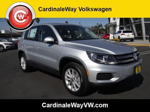 2017 Volkswagen Tiguan Limited for sale in Corona, CA