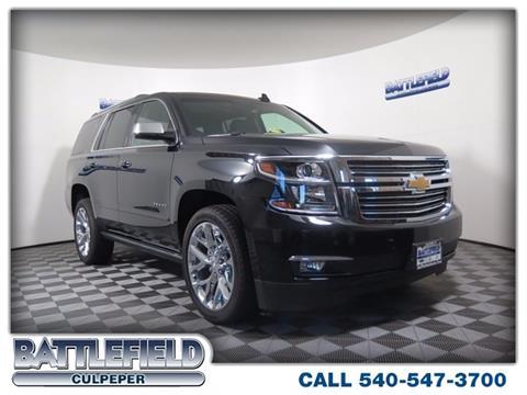 2017 Chevrolet Tahoe for sale in Culpeper VA
