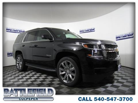 2017 Chevrolet Tahoe for sale in Culpeper, VA