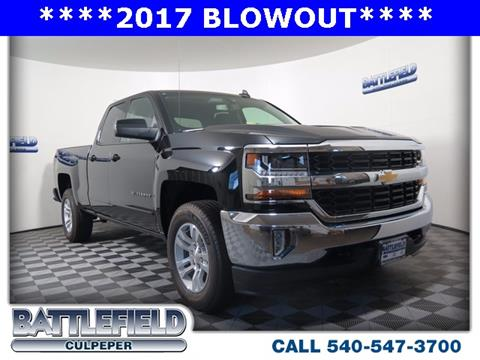 2017 Chevrolet Silverado 1500 for sale in Culpeper, VA