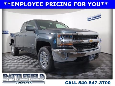 2017 Chevrolet Silverado 1500 for sale in Culpeper VA