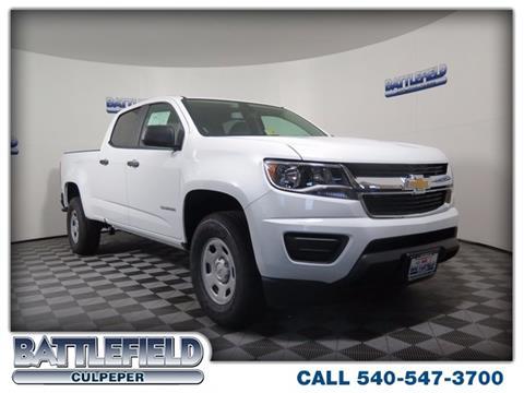2017 Chevrolet Colorado for sale in Culpeper, VA
