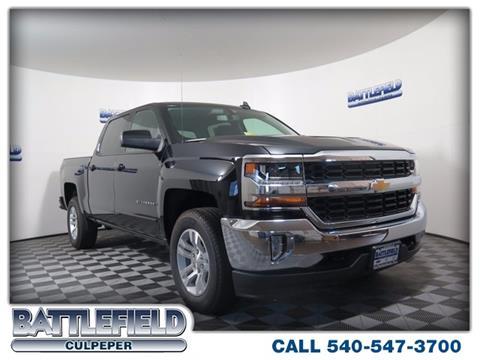 2017 Chevrolet Silverado 1500 for sale in Culpeper, VA