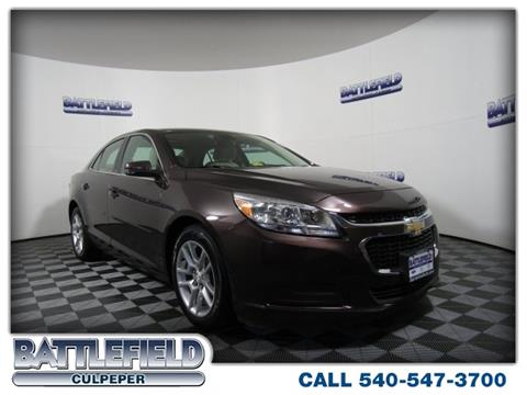 2015 Chevrolet Malibu for sale in Culpeper VA