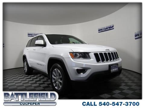 2014 Jeep Grand Cherokee for sale in Culpeper VA
