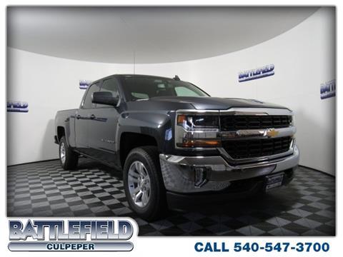 2018 Chevrolet Silverado 1500 for sale in Culpeper VA