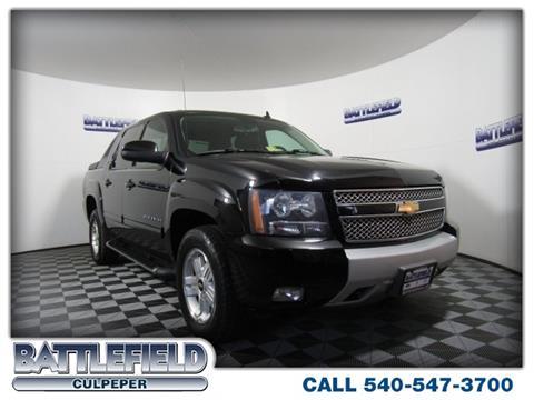 2010 Chevrolet Avalanche for sale in Culpeper VA