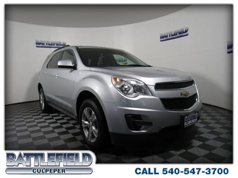 2015 Chevrolet Equinox for sale in Culpeper VA