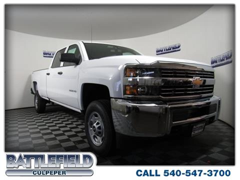 2018 Chevrolet Silverado 2500HD for sale in Culpeper, VA