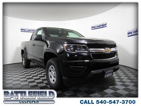 2018 Chevrolet Colorado for sale in Culpeper, VA