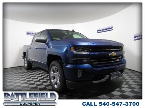 2018 Chevrolet Silverado 1500 for sale in Culpeper VA