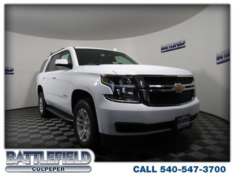 2018 Chevrolet Tahoe for sale in Culpeper, VA