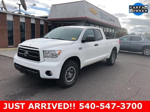 2013 Toyota Tundra for sale in Culpeper, VA