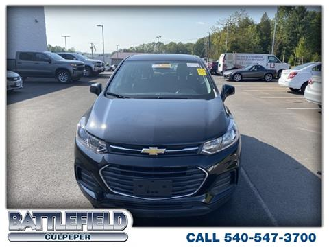 2018 Chevrolet Trax for sale in Culpeper, VA