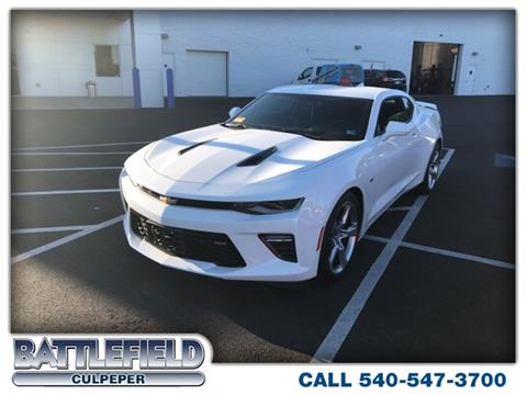 2018 Chevrolet Camaro for sale in Culpeper, VA