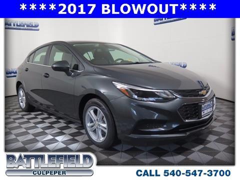 2017 Chevrolet Cruze for sale in Culpeper VA
