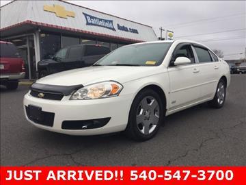 2008 Chevrolet Impala for sale in Culpeper, VA