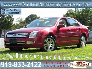 2007 Ford Fusion for sale in Raleigh, NC