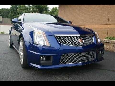 2012 Cadillac CTS-V for sale in Erie, PA