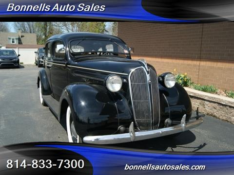Used Cars Erie Pa >> 1937 Plymouth For Sale - Carsforsale.com®