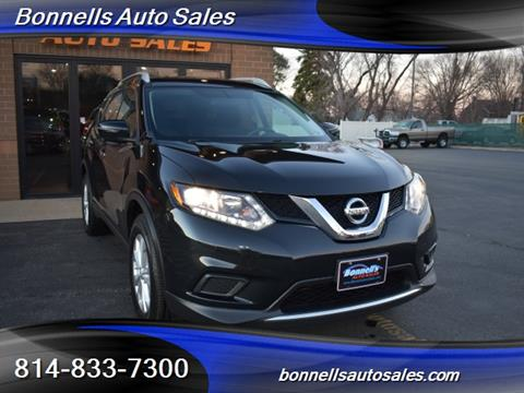 Nissan Erie Pa >> 2016 Nissan Rogue For Sale In Erie Pa